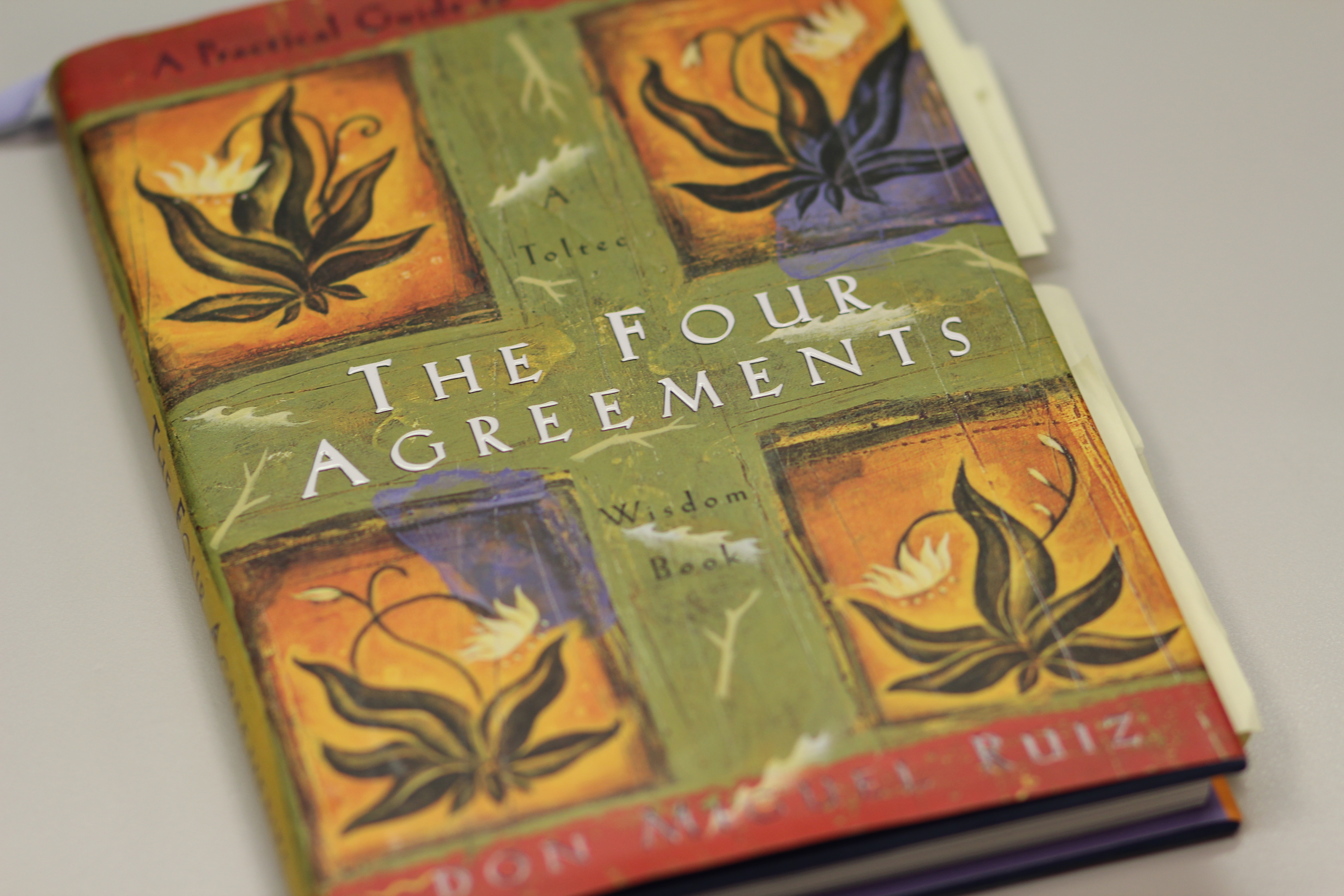 Book Review The Four Agreements Term Paper Service Zsessayfhcq
