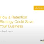 Free Whitepaper: How a Retention Strategy Could Save Your Business