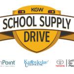 KGW School Supply Drive