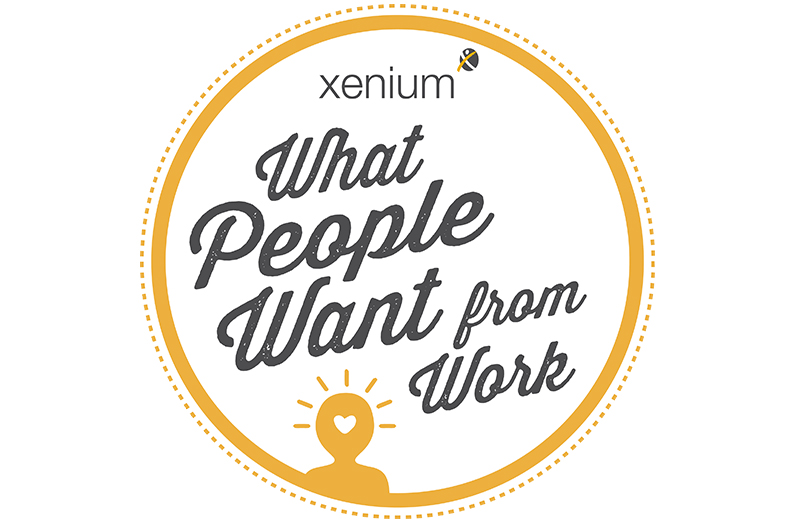 Sign Up for the 2015 What People Want From Work Survey & Report