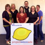 Xenium Volunteers at Project Lemonade