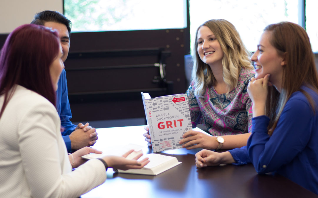 Grit: The Power of Passion and Perseverance – Book Discussion
